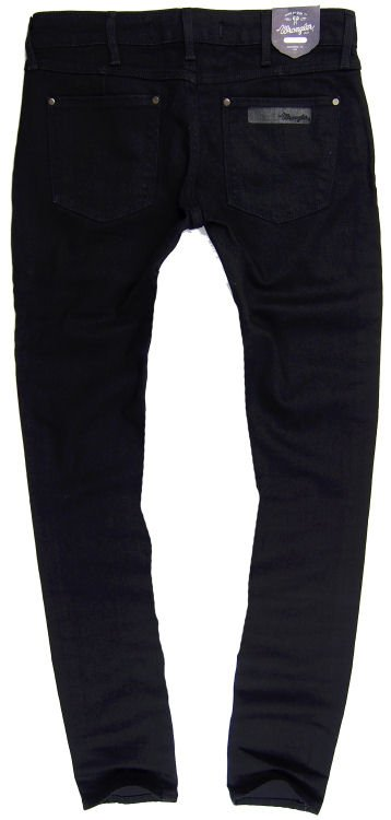 WRANGLER COURTNEY BLACK W23SBL36U      $