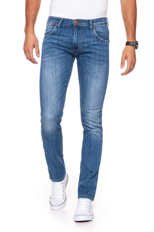 WRANGLER SPENCER MIDBLUE FLAX W1849675P