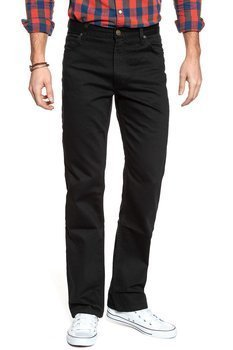 LEE BROOKLYN COMFORT BLACK RINSE L812MQ47