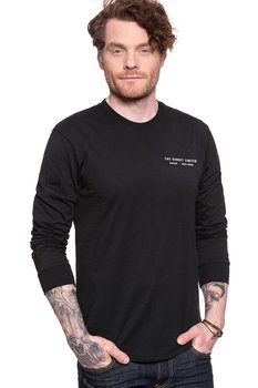 LONGSLEEVE LEE LS GRAPHIC CREW BLACK L63DFE01