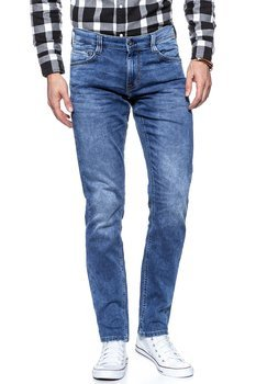 MUSTANG Oregon Tapered K DENIM BLUE 1006064 5000 313