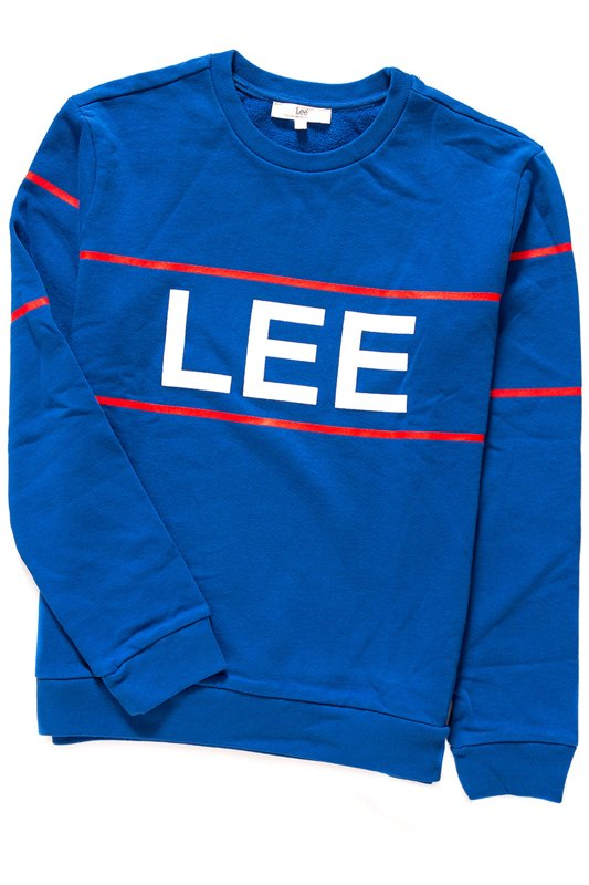 LEE RETRO LOGO SWS INDIGO FLASH L53ARXED