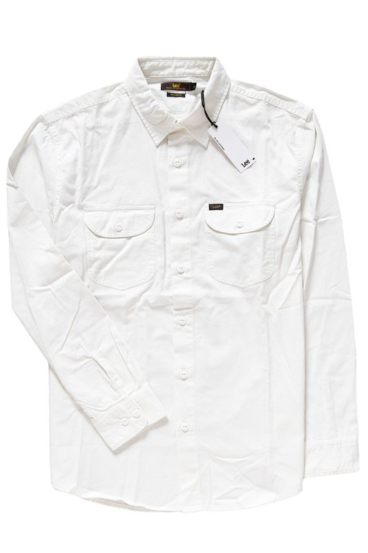 LEE SEASONAL WORKER OFF WHITE L68HOYMK