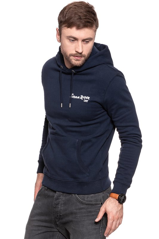 LEE STORM RIDER HOODY NIGHT SKY L81FUBSJ