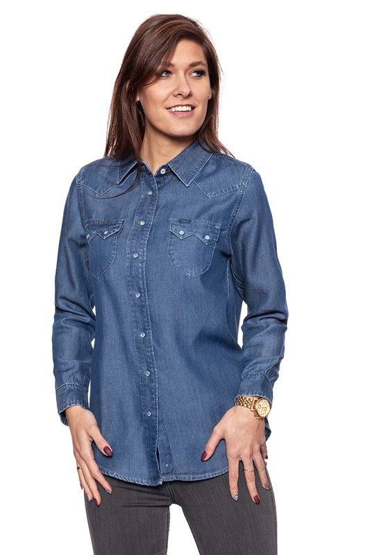 LEE WESTERN SHIRT SOFT WINTER L516WRTJ