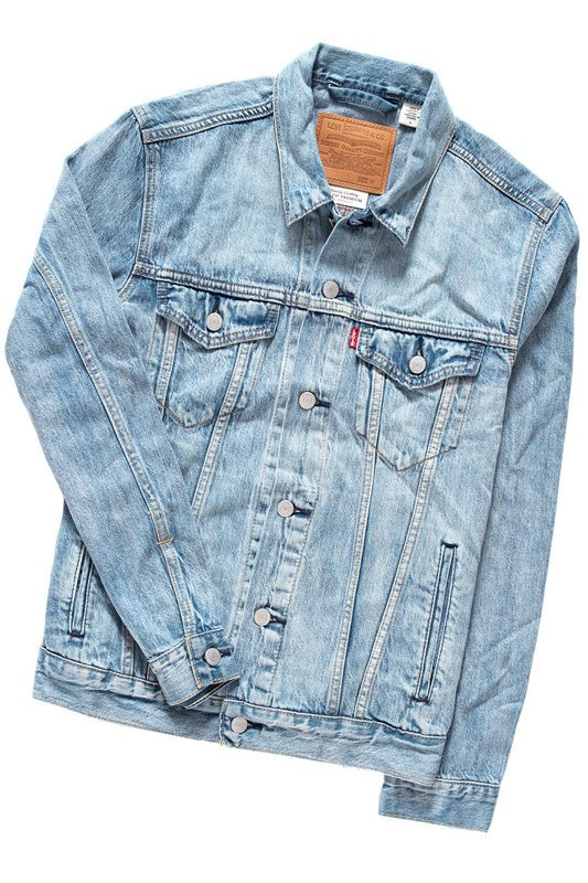 LEVI'S KILLEBREW TRUCKER JEANS 723340351