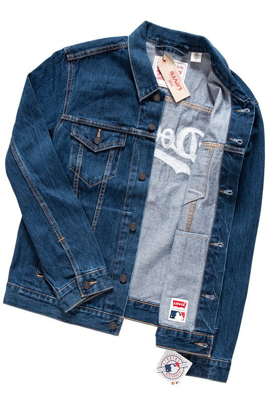 LEVI'S Lsc Sports Denim Trucker 284960002