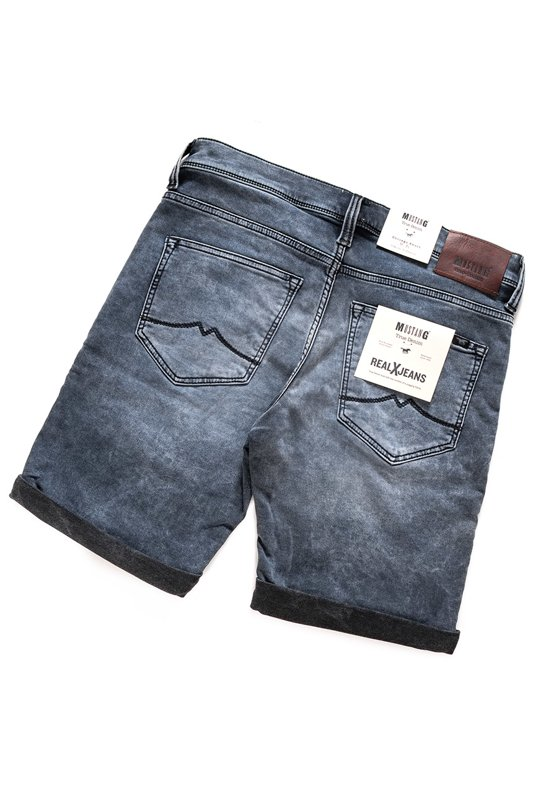 MUSTANG Chicago Short DENIM BLUE 1007115 5000 923