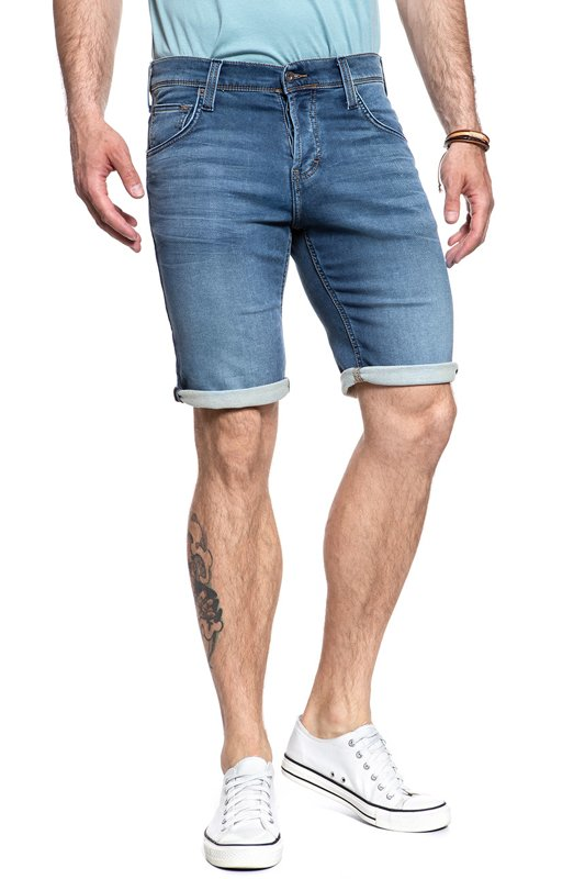 MUSTANG Chicago Short DENIM BLUE 1007754 5000 883