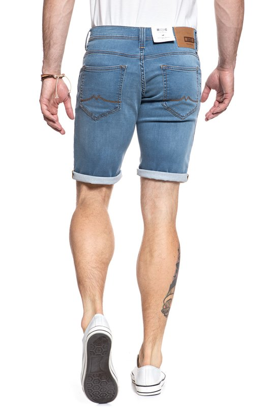 MUSTANG Chicago Short DENIM BLUE 1007765 5000 312