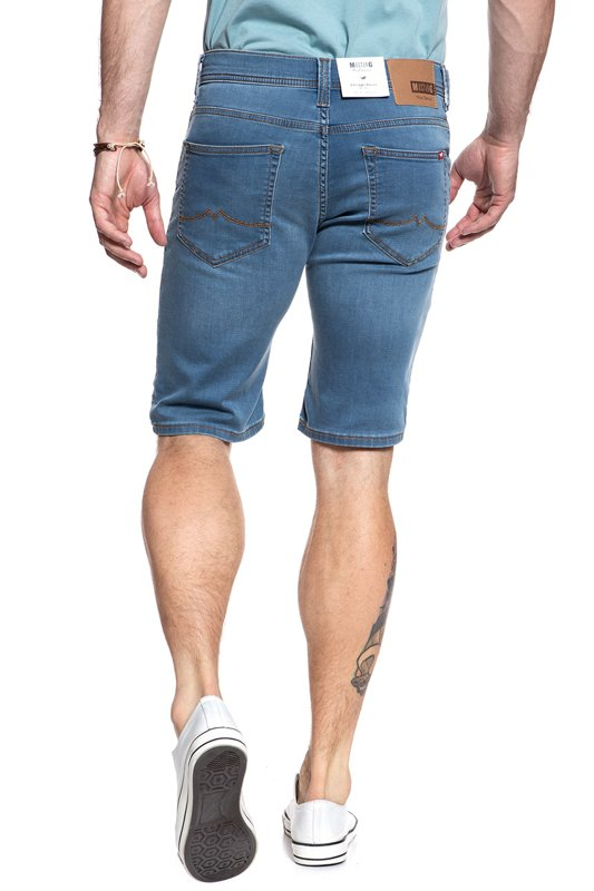 MUSTANG Chicago Short DENIM BLUE 1008363 5000 312