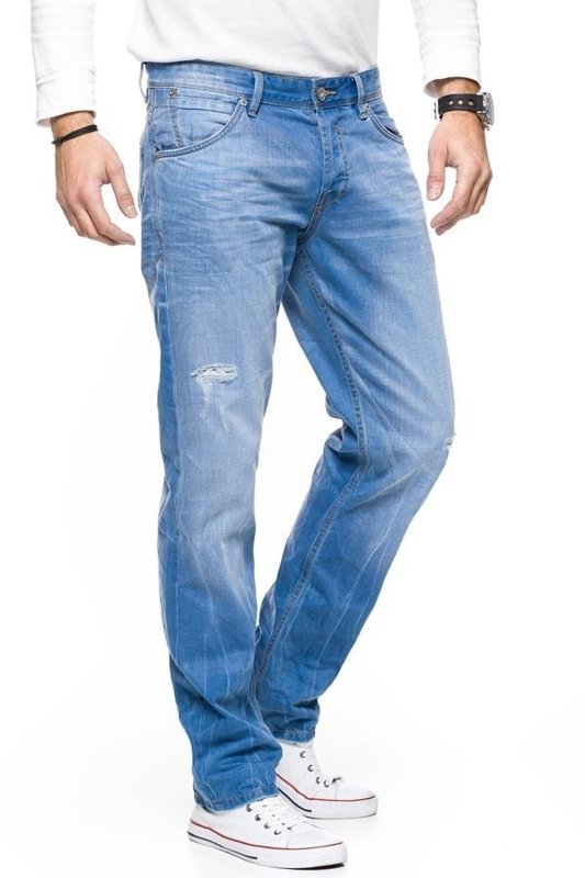 TOM TAILOR DESTROYED RELAXED SLIM 6202541.00.12 COL. 1073