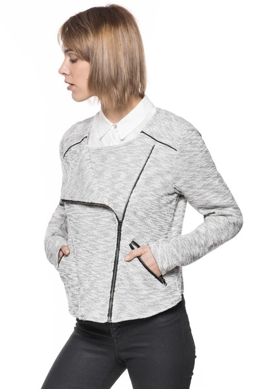 TOM TAILOR FEMININE BOUCLE JACKET
