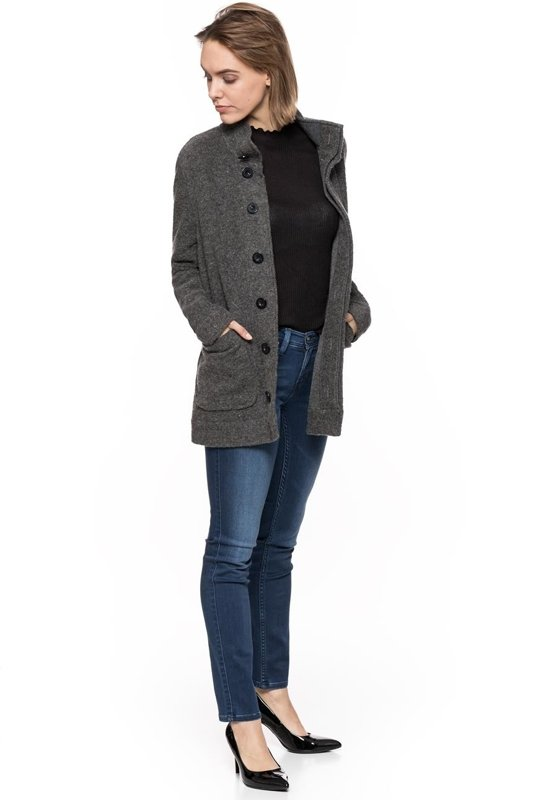 TOM TAILOR KNIT COAT