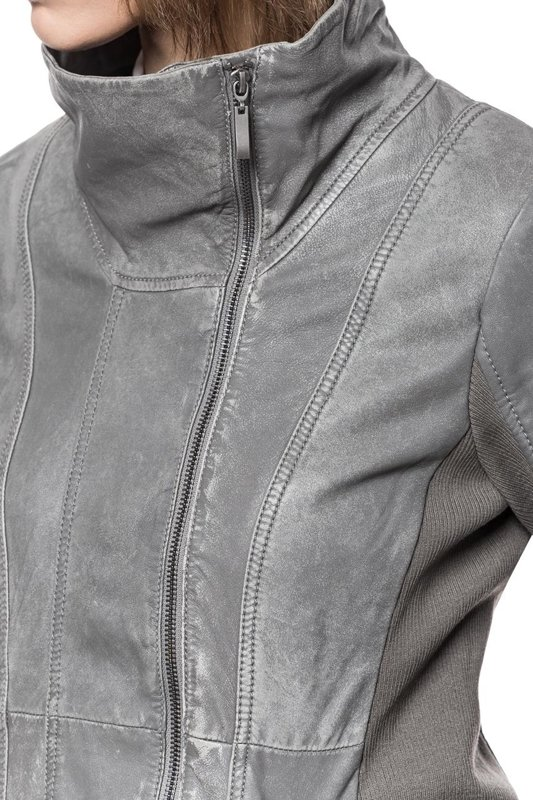 TOM TAILOR MODERN LEATHER JACKET