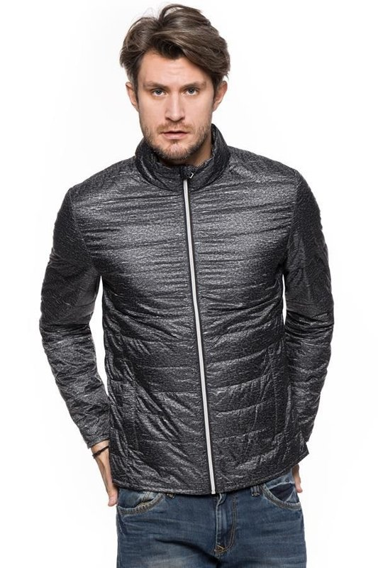 TOM TAILOR ULTRALIGHT FAKE DOWN JACKET BLACK 3522408.00.12 COL. 2999