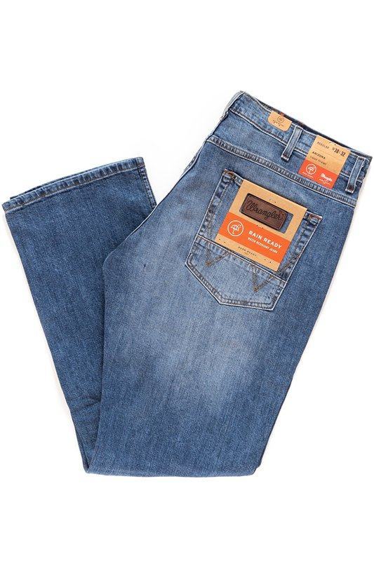 WRANGLER ARIZONA STRETCH BLUE WHAT BLUE W12OXG62U