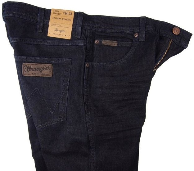 WRANGLER ARIZONA STRETCH CLEAN BROWN W12OT376H      $