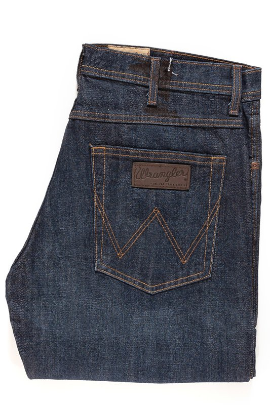 WRANGLER ARIZONA STRETCH DUSK W12OZ884O