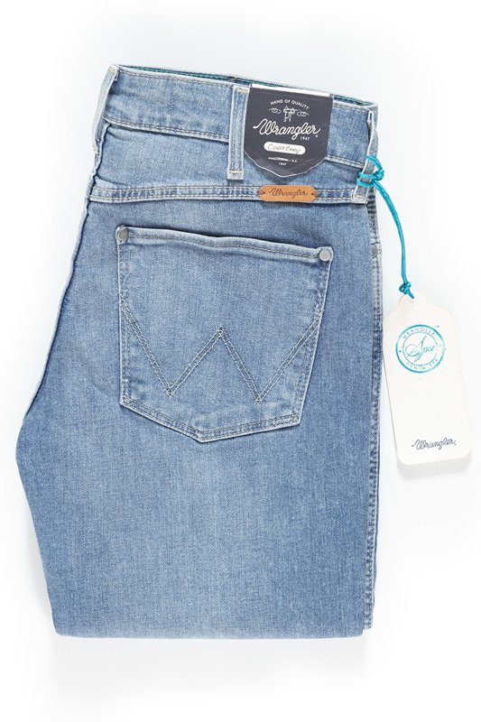 WRANGLER COURTNEY DENIM SPA W23SX137K      $