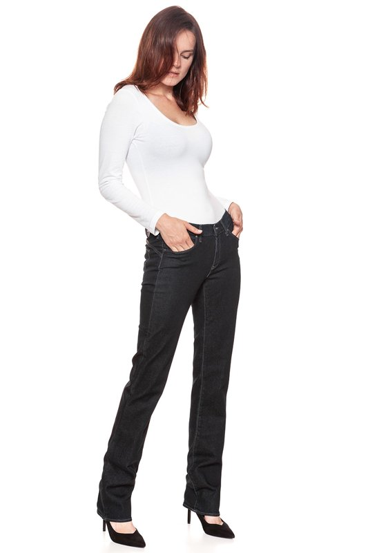 WRANGLER COURTNEY DREW DENIM SPA SMOOTH LEGS W24SP537R