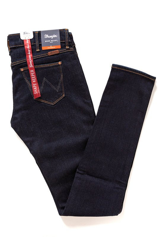 WRANGLER COURTNEY SKINNY NIGHT SKY W23SU452Y