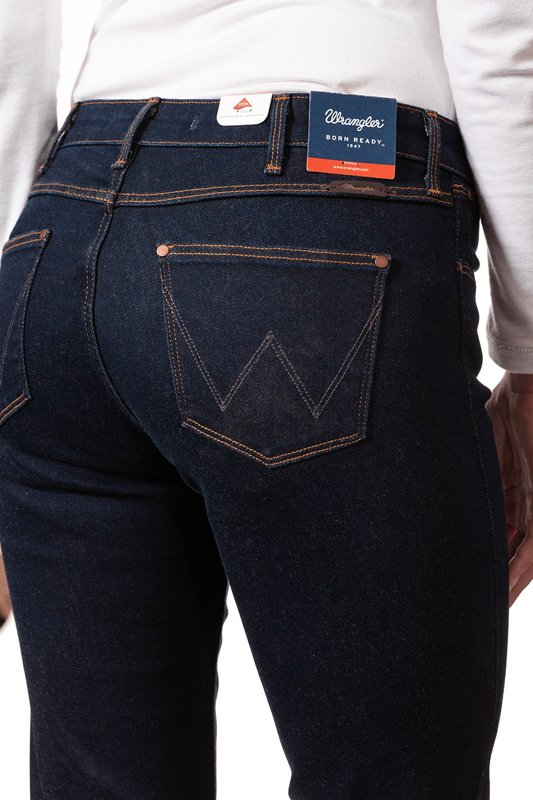 WRANGLER DREW NIGHT SKY W24SU452Y