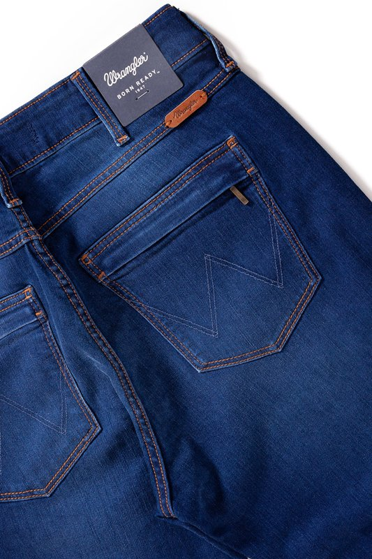 WRANGLER EVALYN BLUE MOUNTAIN  W26EY272A