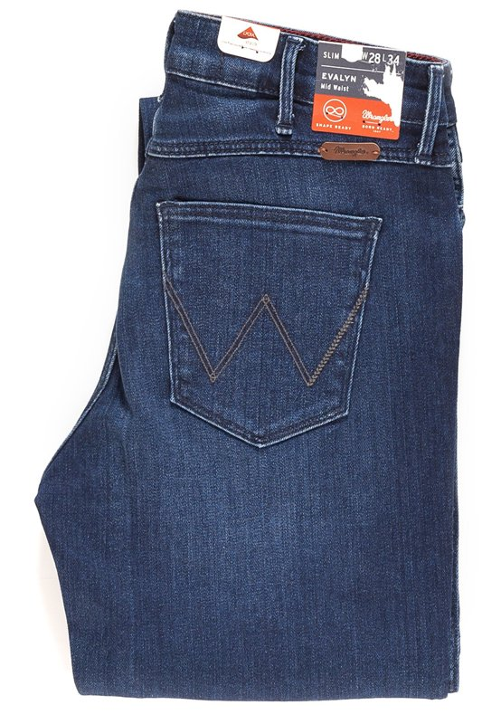 WRANGLER EVALYN STAR BLUE W26EX763V