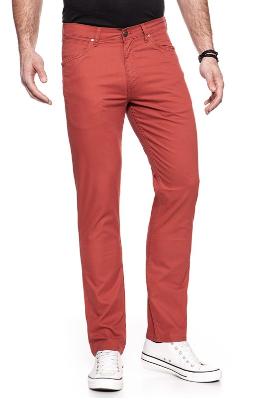 WRANGLER GREENSBORO RED OCHRE W15QAN73L