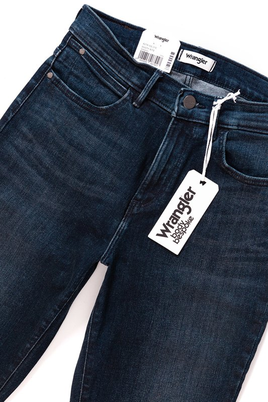WRANGLER HIGH SKINNY DUSTY BITE W27HSQ21C