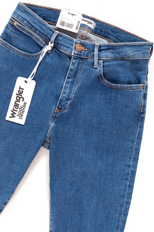 WRANGLER HIGH SKINNY SPACE SHOOTERS W27HSP25D