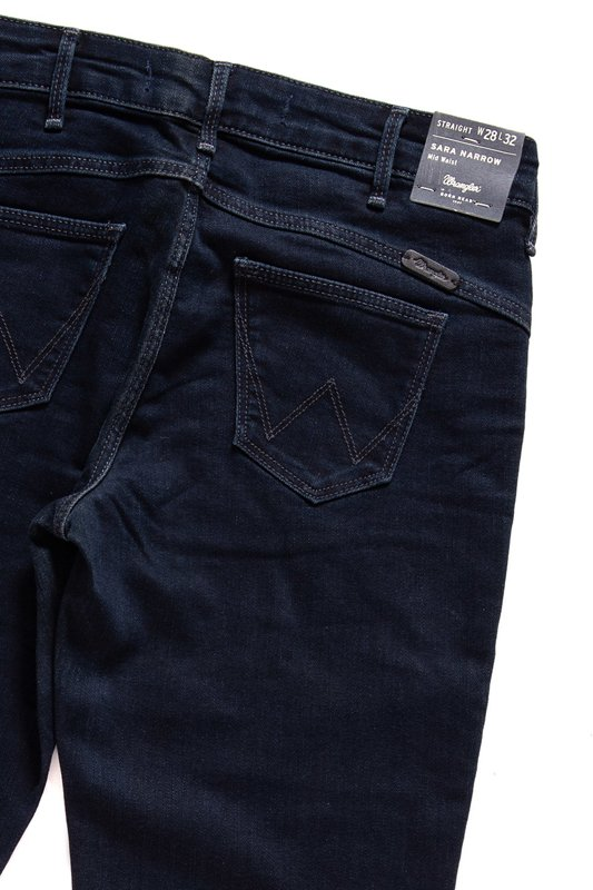 WRANGLER SARA NARROW MOONLIGHT W25ZQC51L