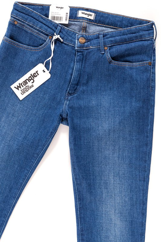 WRANGLER SLIM BLUE MOUNTAIN W28LGR22P