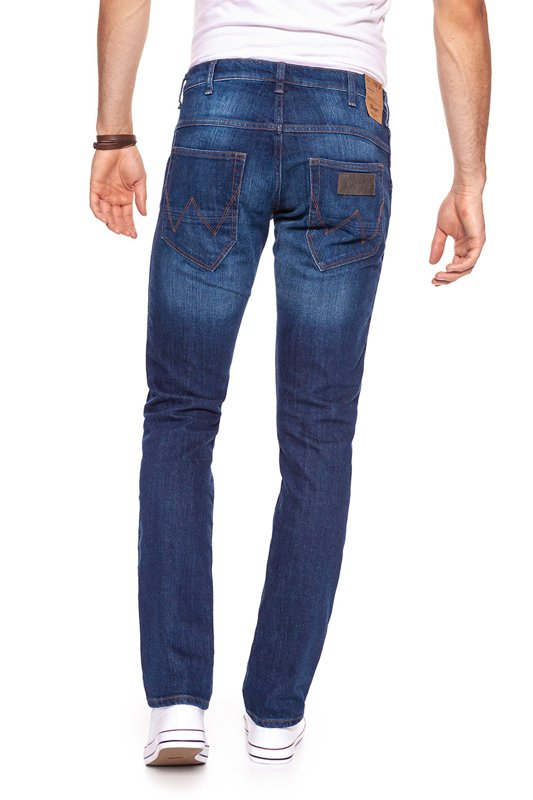 WRANGLER SPENCER FLAME BLUE W1840859X