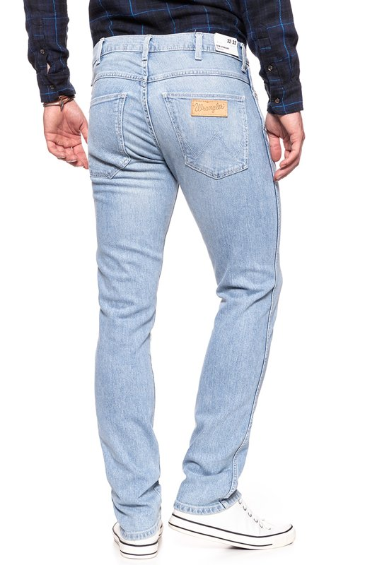 WRANGLER SPENCER MID BLEACH W16A2315N