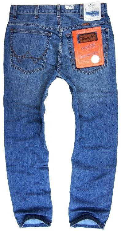 WRANGLER TEXAS STRETCH TOUGH MID W121S751T      $