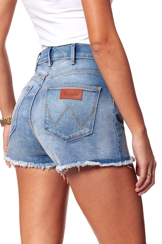 WRANGLER VINTAGE SHORT FADING LIGHT W28YKW85T