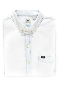 LEE BUTTON DOWN SS L886BUWD