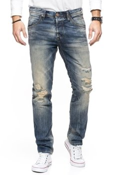 TOM TAILOR AEDAN SLIM VINTAGE BLUE DENIM 6203519.00.12 COL. 1074