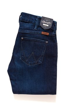WRANGLER CORYNN DENIM SPA BLISS BLUE W25FR441Z      $