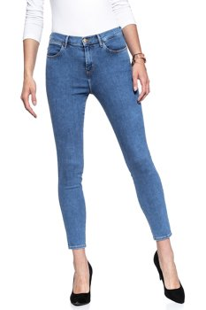 WRANGLER HIGH SKINNY CROP SPACE SHOOTERS W247SP25D