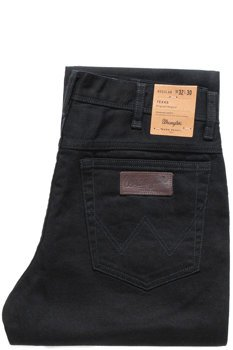 WRANGLER TEXAS REACTIVE BLACK W12114002      $